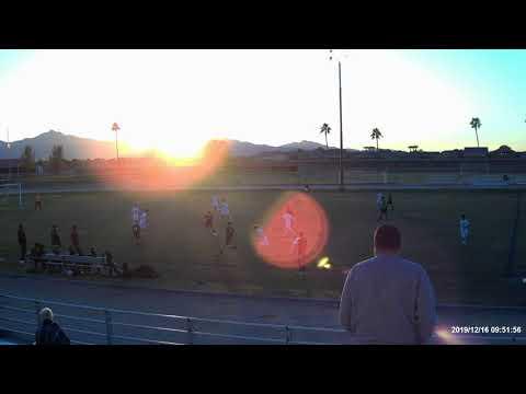 PHHS vs Arizona Lutheran Academy Dec 16, 2019 2nd half 1st part