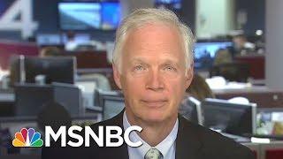 Senator Ron Johnson Debates Guarantees Vs. Promises In GOP Health Bill | MTP Daily | MSNBC