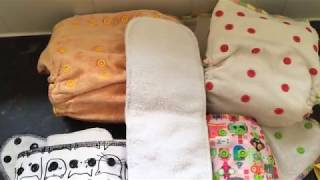 Overnight cloth diaper for a super heavy wetter Baby