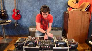 Andrea Lombardo - The Italian Dj Contest 2014