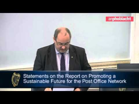 Trevor Ó Clochartaigh on the need to retain the rural post office network