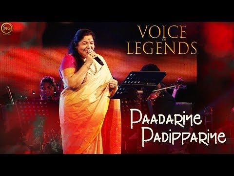 Paadariye Padippariye | K.S. Chithra | Sindhu Bhairavi | Voice Of Legends Singapore