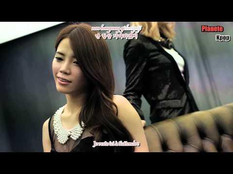 [P-KpopSub] T-ara & Gavy NJ - Day and night (vostfr + karaoke)