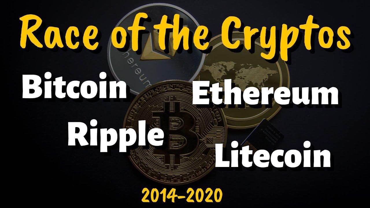 ripple vs bitcoin vs ethereum
