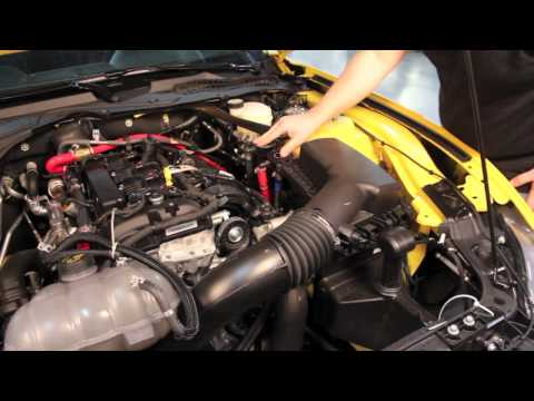 Mishimoto 2015 Ford Mustang EcoBoost Review Series, Part 7: Engine Components