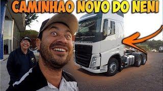 PRIMEIRO CARREGAMENTO NO CABRITO DO NENI!!