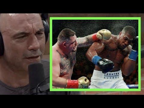 Joe Rogan on Andy Ruiz Jr KO&39;ing Anthony Joshua