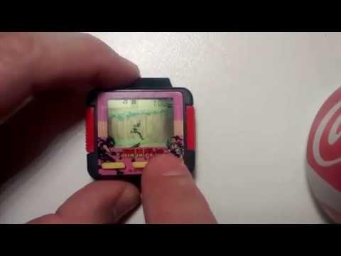 Tiger Electronics Ninja Gaiden Game Watch