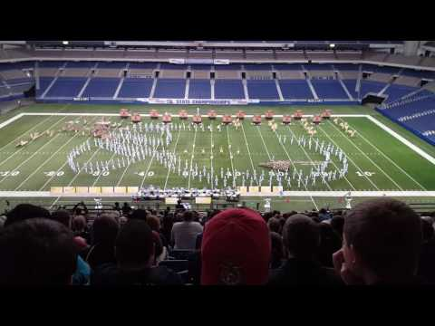 Flower Mound Band 2016 - 6A UIL State Marching Contest