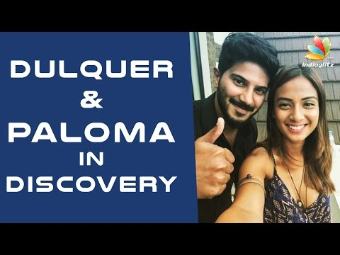 Dulquer Salmaan in Discovery Channel with Paloma Monnappa | Latest Malayalam Cinema News