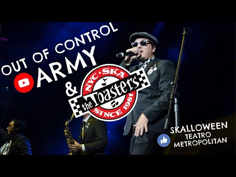 Out Of Control Army -Skalloween (Feat The Toasters) mp3