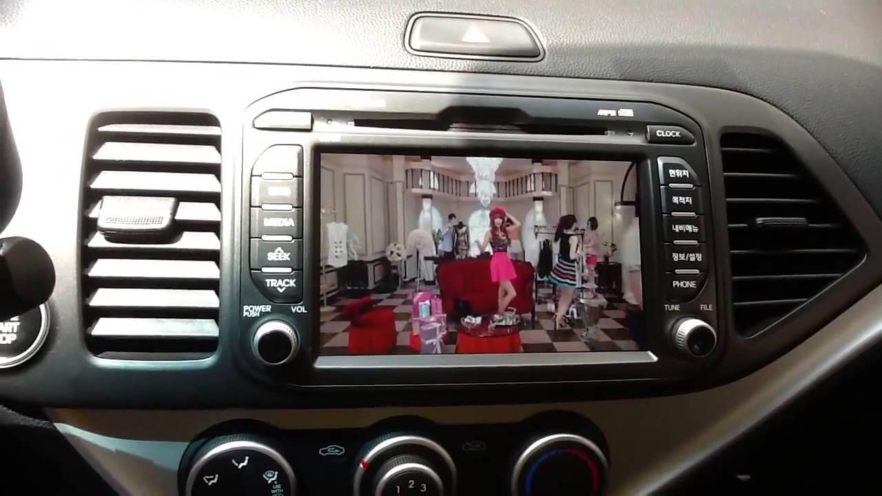lắp màn hình dvd cho ô tô