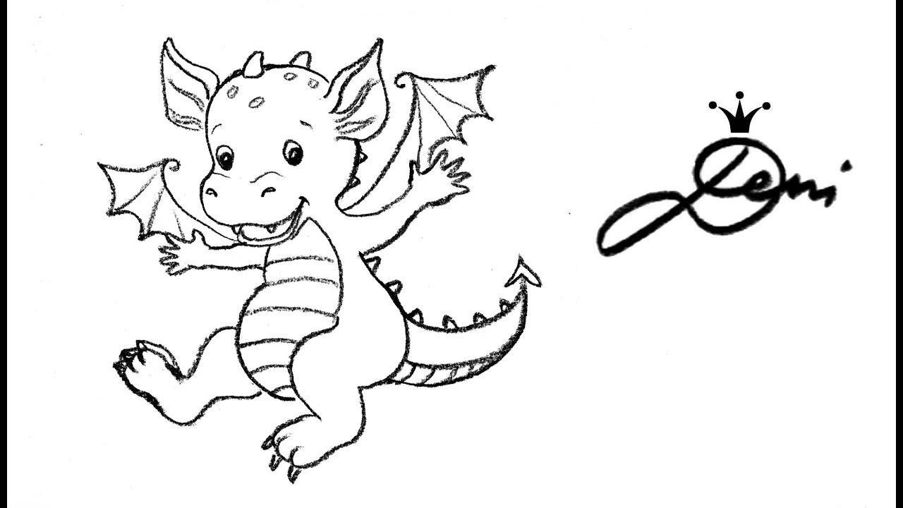 38 Drachen Bilder Zum Zeichnen - Besten Bilder von