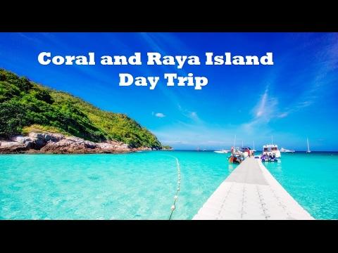 Coral and Raya Island Day Trip Phuket 2016