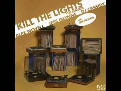 Alex Newell ft Jess Glynne, DJ Cassidy & Nile Rodgers - Kill The Lights (Audien Remix)