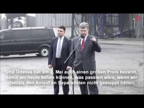Poroshenkos Held ist Nazi-Kollaborateur/Verbrecher