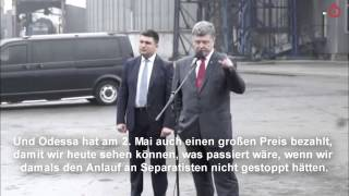 "Poroshenkos Held ist Nazi-Kollaborateur/Verbrecher ""Stepan Bandera"""