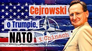 Cejrowski o Trumpie, NATO i Chinach 2019/12/09 Studio Dziki Zachód odc. 36 cz. 1