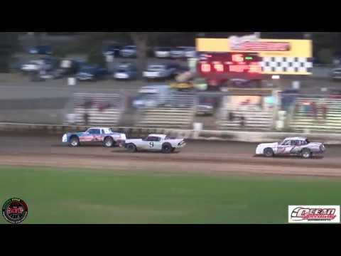Ocean Speedway August 9th, 2019 Hobby Stock Main Highlights