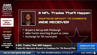 3 Trades That WILL Happen Before The NFL Trade Deadline