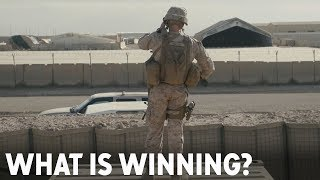 Afghanistan War: What Is Winning | The Full Doc