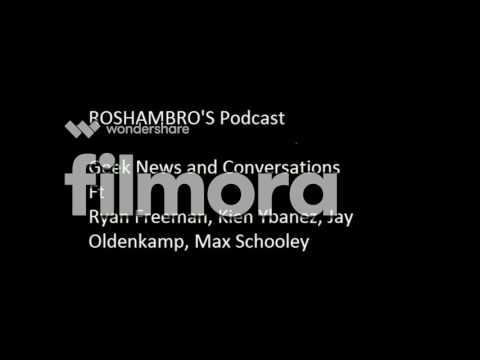 Roshambro's Episode 8: Strong Female Leads