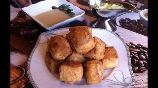 Тофу / Жареный Сыр Тофу / Готовим Соевый Сыр Тофу / Простой Рецепт Приготовления Сыра Тофу / 豆腐
