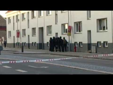Drama i Randers med SWAT og hele pivtøjet vildt