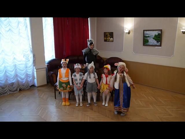 КОШКИН ДОМ Студия Софит 2019