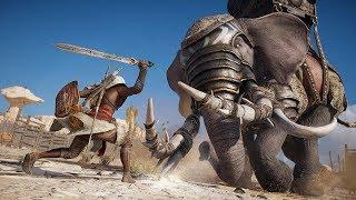 ЕГИПЕТСКАЯ СИЛА!! (Assassin's Creed: Origins Прохождение #7)