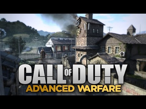 Classic Map Remakes coming in Future Advanced Warfare DLC!