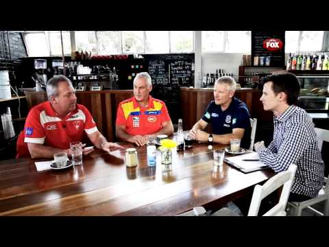 AFL Recruiting Managers discuss Character v Skill on FOX FOOTY
