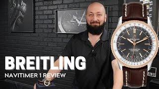 Breitling Navitimer 1 41mm Ste…