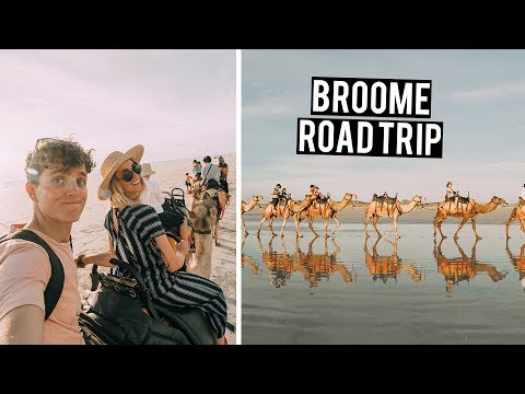 Everything To See & Do In Broome | Western Australian Road Trip