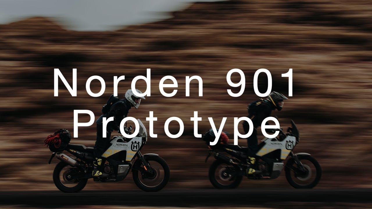 Norden 901 Prototype – Exploring Iceland, Episode 2 | Husqvarna Motorcycles