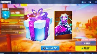 The GIFTING SYSTEM.. 50 days later.. (Fortnite Battle Royale)