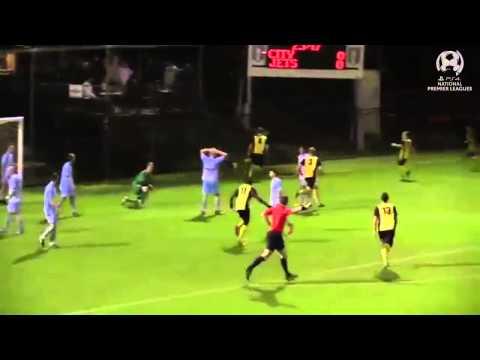PS4NPLQLD Highlights - Brisbane City v Moreton Bay United
