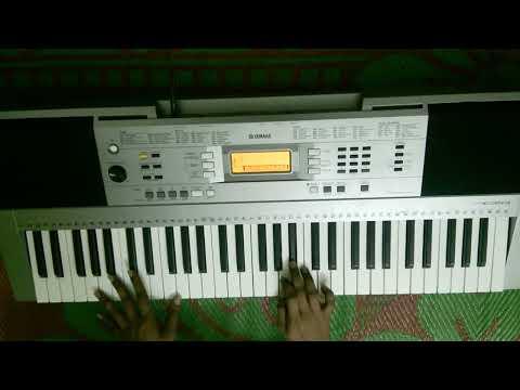 Khaidi no 150 | Piano cover instrumental | Neeru Neeru | DSP