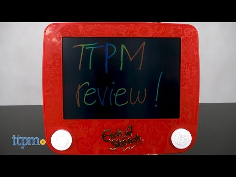 Etch A Sketch Freestyle from Spin Master