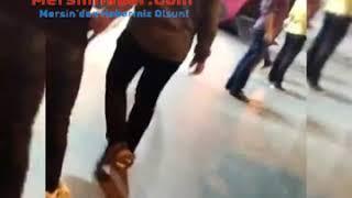 MersinHaber.com - Tarsus'ta Otomobil, Üst Geçitten Takla Atarak İndi!