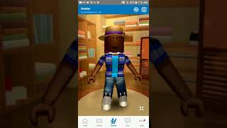 First to last wen i started roblox