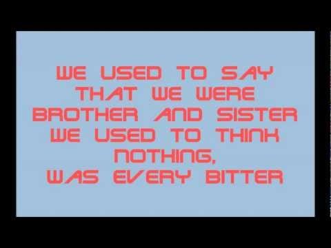 "Jonathan Clay - Little Sister (lyrics) from the movie ""LOL"""