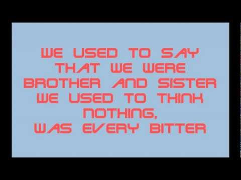 Jonathan Clay - Little Sister (lyrics) from the movie
