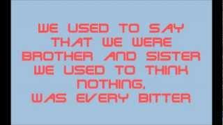 Jonathan Clay Little Sister Lyrics From The Movie LOL
