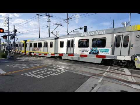 Expo Line Bike Path: Culver City to Santa Monica
