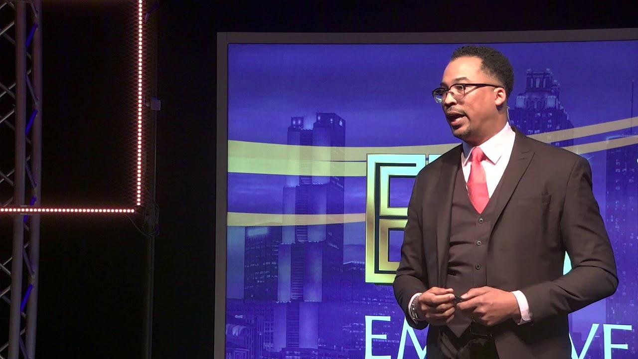 Dr  David M  Anderson Sr  - No More Jobs Part 2 - Riverside EpiCenter  Atlanta