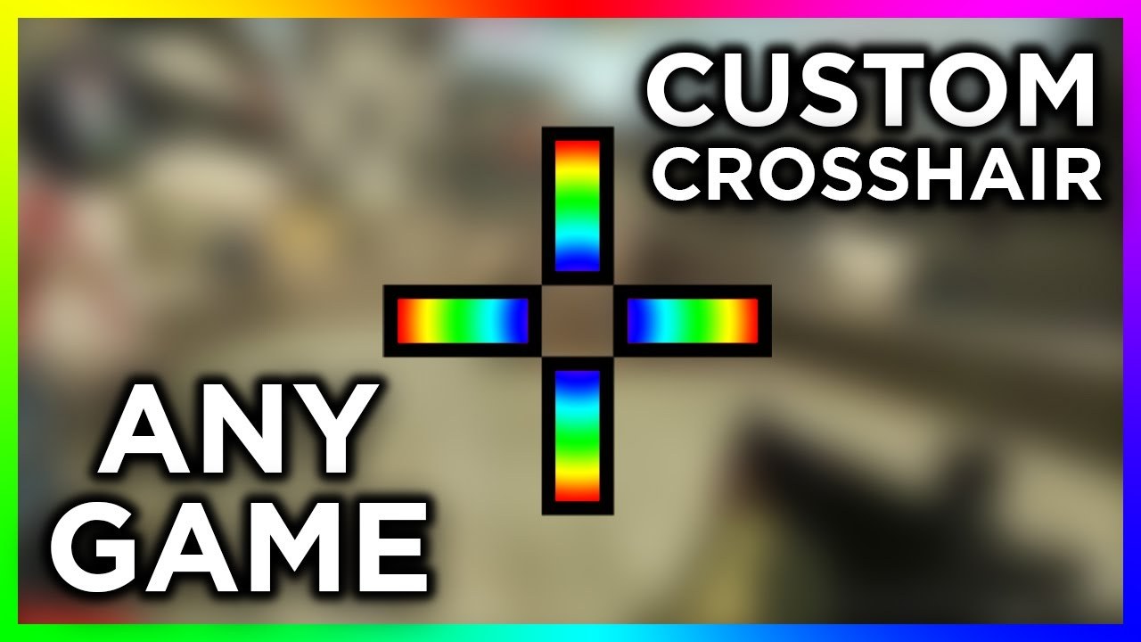 Download How to get a Crosshair in Any Game 2020