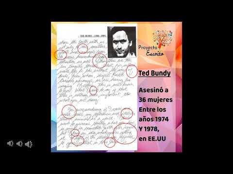 grafología-forense---análisis-grafológico-del-escrito-de-ted-bundy