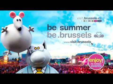 be summer be brussels - outdoor events