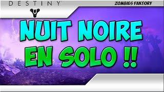 [DESTINY] Omnigul - Nuit noire en solo !!